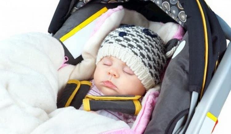 Узнайте когда можно начинать гулять с новорожденным