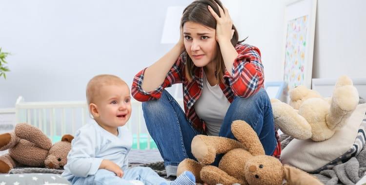Кризис 1 года у ребенка: причины, как справиться