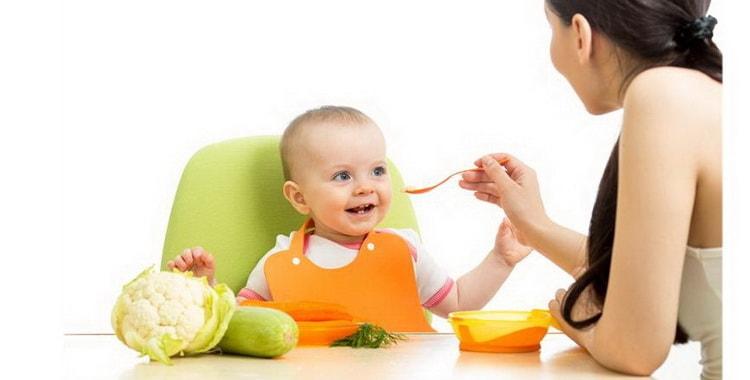 Меню ребенка в 6 месяцев: рецепты и правила