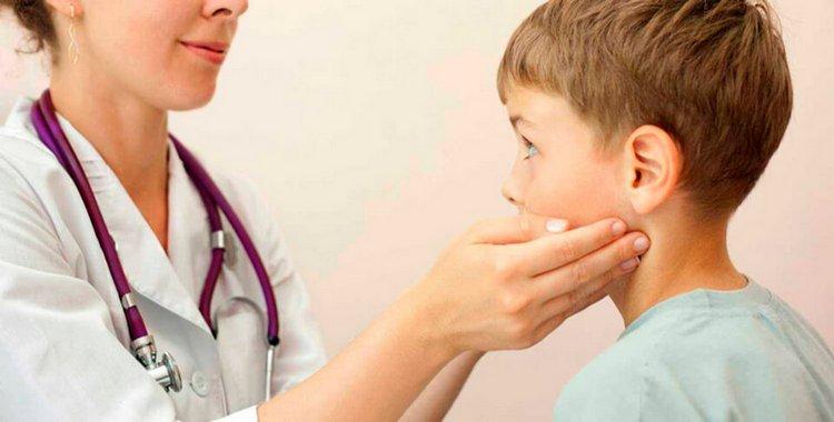 Мононуклеоз у детей: симптомы и лечение