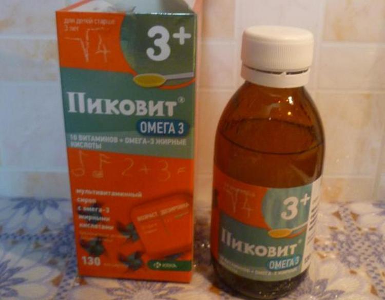 Многие производители делают такие препараты в форме сиропа.