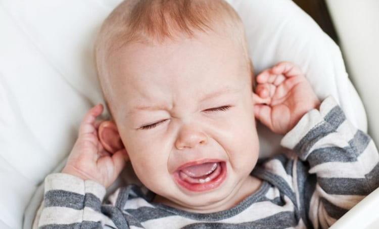 Осложнения у ребенка после отита