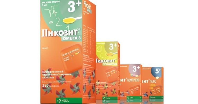 лучшие препараты и витамины для детей