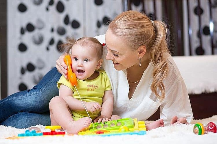 Развивающие занятия для детей от 1 года года должны быть одновременно и легкими, и интересными.