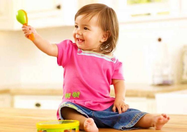 Нервно-психологическое развитие детей от 1 года уже достаточно высокое.