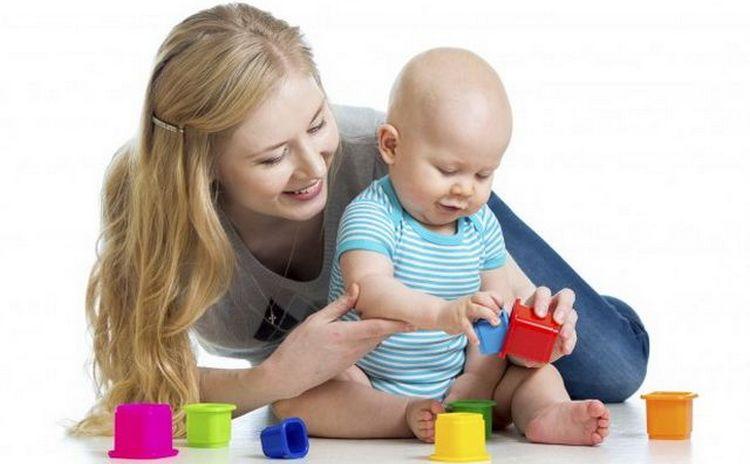 Если вы видите, что малыш начинает уставать, предложите ему игру поспокойнее.