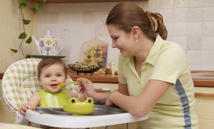 Когда ребенку 9 месяцев, режим дня и питание уже более взрослые.
