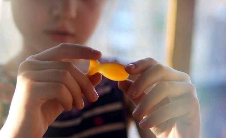 Детский Супрадин выпускается в разных формах для малышей разного возраста.