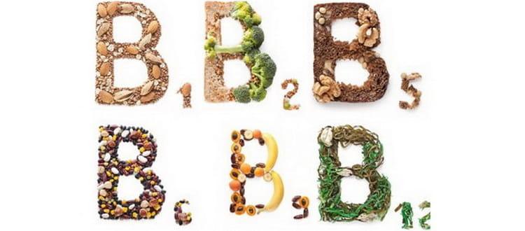 комплекс витаминов группы в для детей