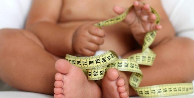 Таблица роста и веса детей по месяцам и годам