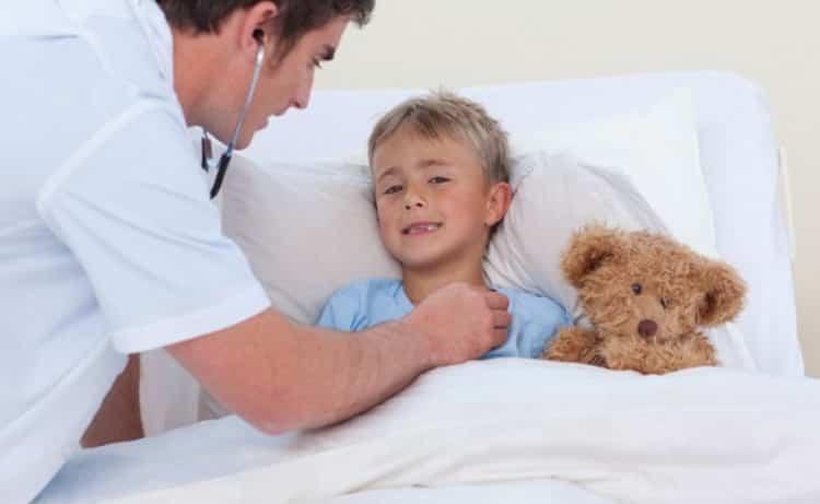 чем лечить гнойную ангину у ребенка