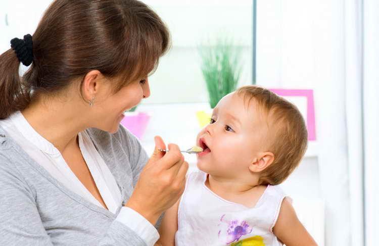 Особенности приготовления пищи для ребенка после рвоты