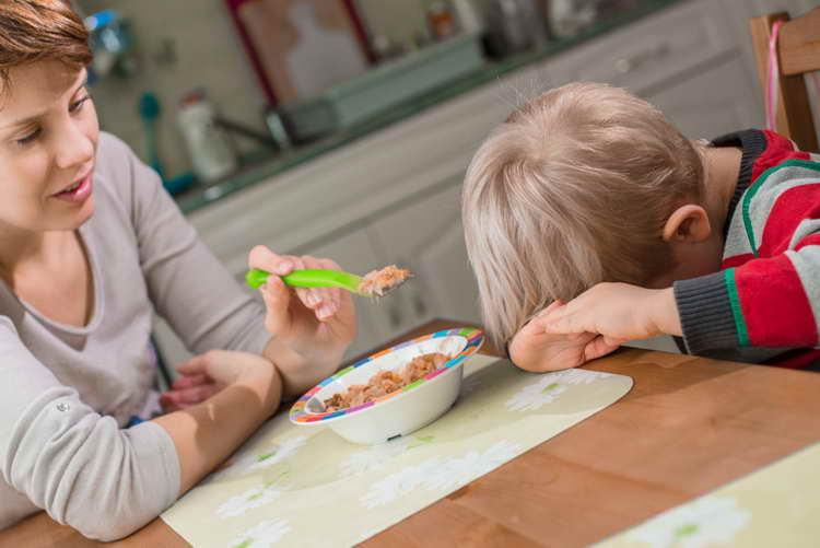чем покормить ребенка после рвоты