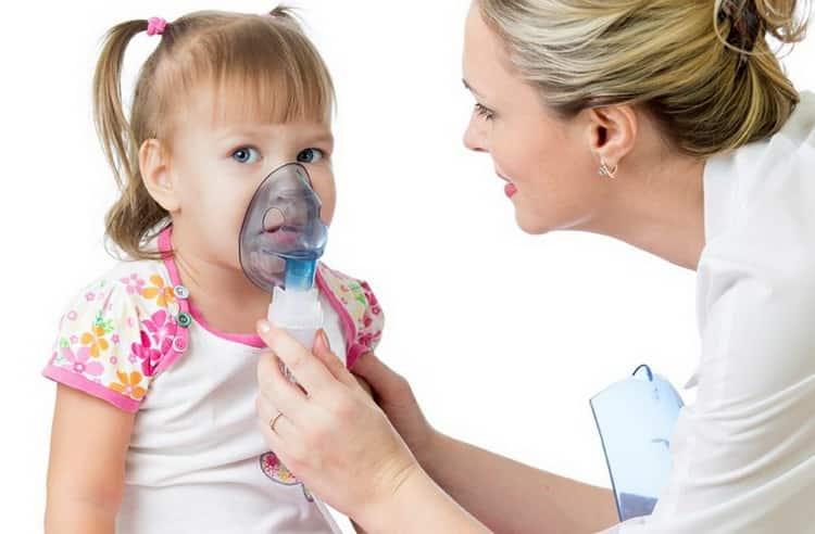 Как использовать ингалятор для детей от кашля и насморка