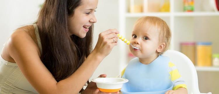 что нужно знать о режиме питания ребенка в 8 месяцев
