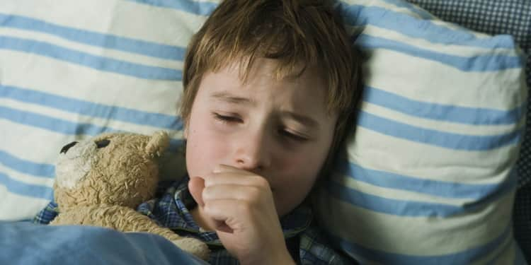 Почему возникает ночной кашель у ребенка