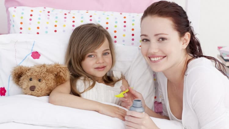 отзывы родителей о противовирусных препаратах