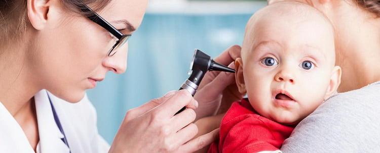 Первая помощь малышу
