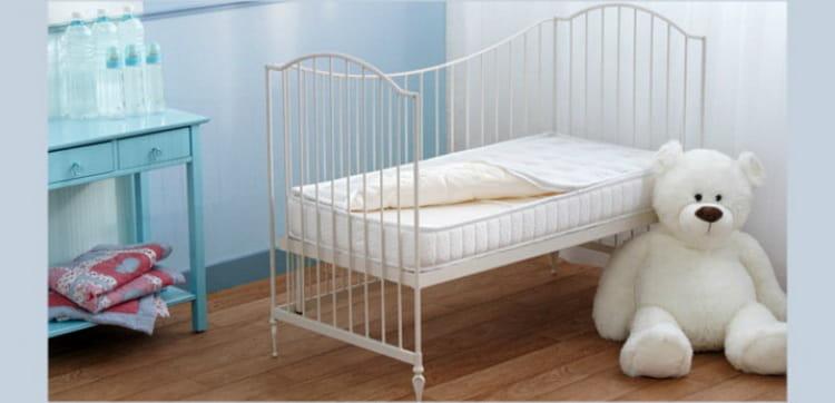 правила ухода за детским матрасом для новорожденного
