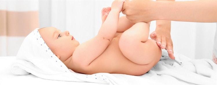Применение препарата бепантен от опрелостей у новорожденных
