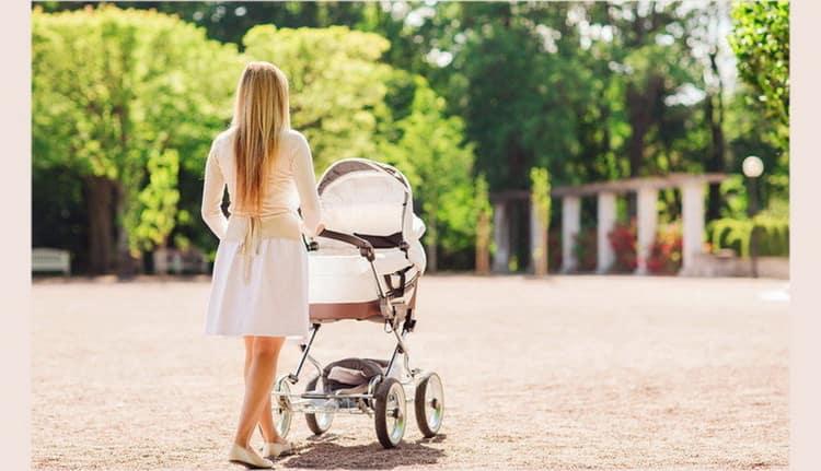 как следует одевать новорожденного на прогулку летом