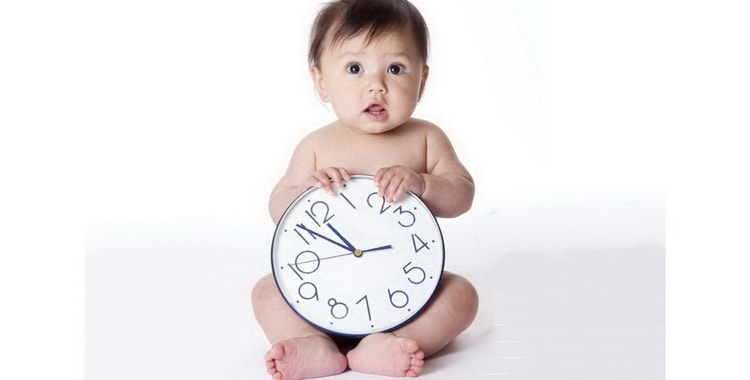 Режим дня ребенка в 8 месяцев