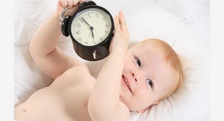Составленный режим новорожденного в первый месяц по часам