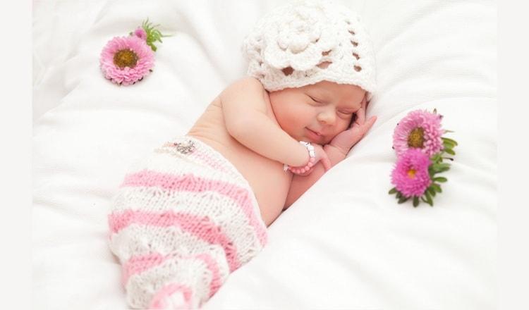 каким должен быть режим дня новорожденного в первый месяц