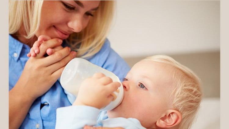 Суточная потребность детей в основных ингредиентах