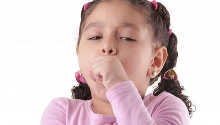 Лекарство от сухого кашля для детей