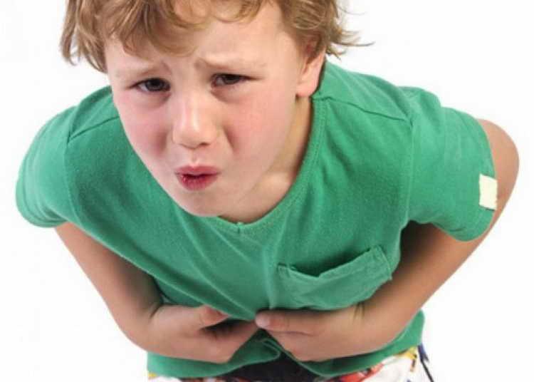 Какая бывает боль в животе у детей