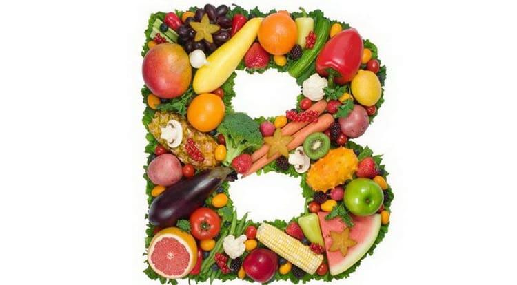 Свойства витаминов группы В