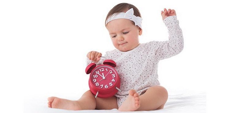 как установить режим и распорядок дня для ребенка в 8 месяцев