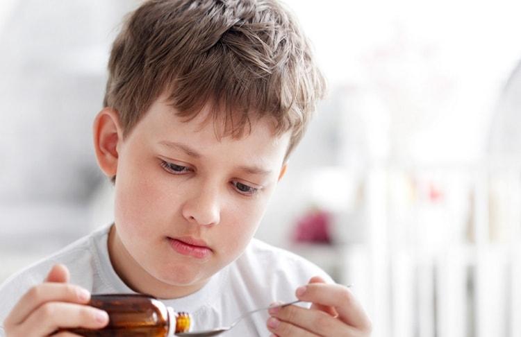 Препарат не применяют для деток младше двух лет.