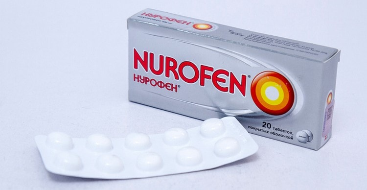 Самым популярным аналогом ибупрофена является нурофен.