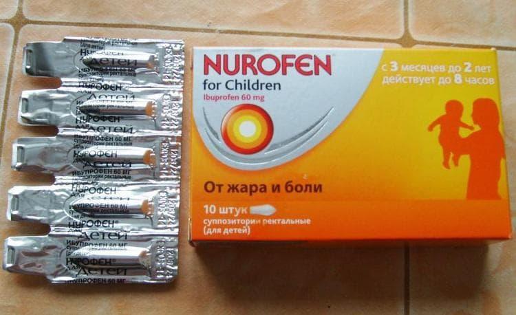 Даже свечи Нурофен при беременности в 3 триместре применять нельзя.