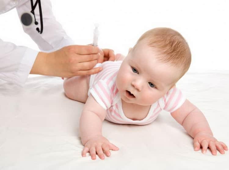 куда делают прививку от кори