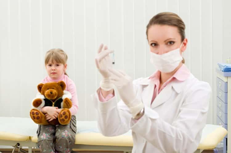сколько раз делают прививку от кори