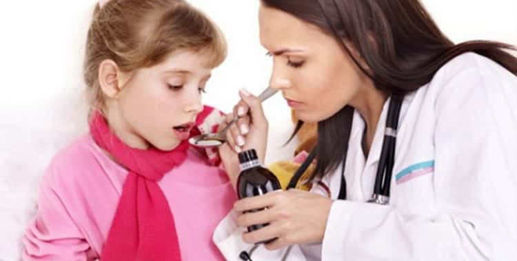 Сироп Амбробене: инструкция по применению для детей