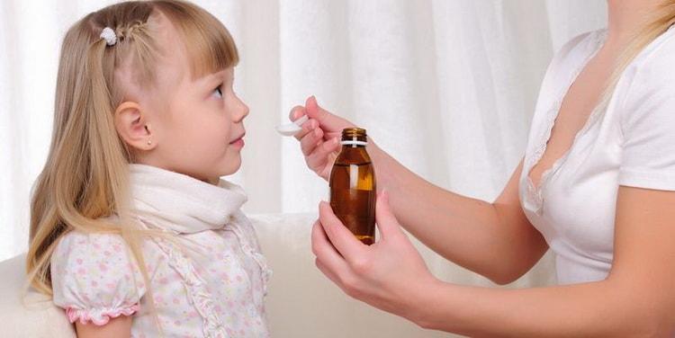 аскорил: сироп для детей