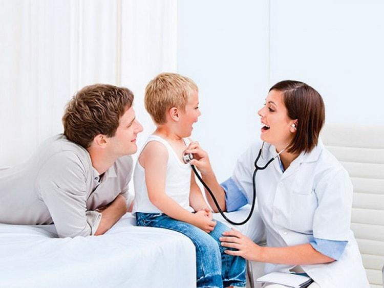 лазолван ингаляции для детей: дозировка
