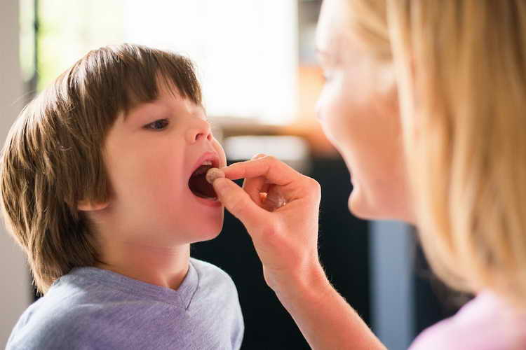 амоксициллин доза для детей