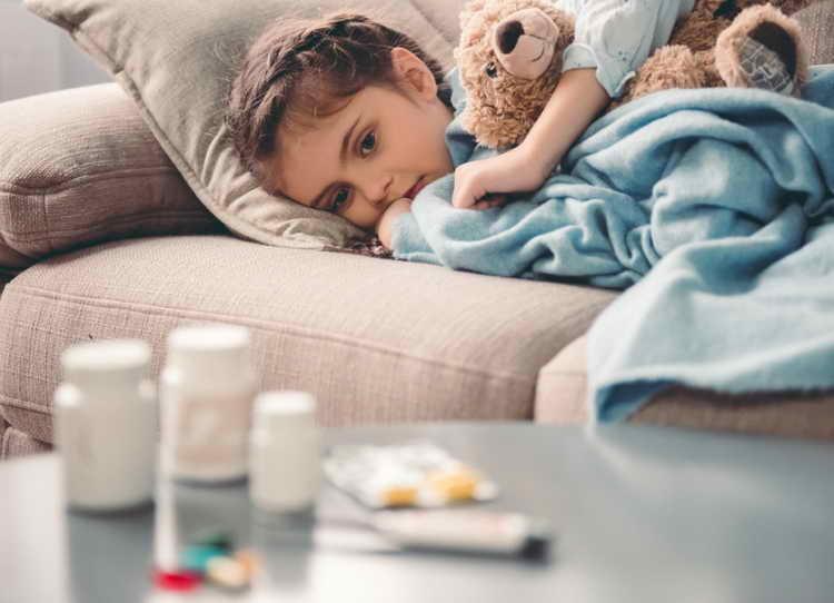 амоксициллин сироп для детей