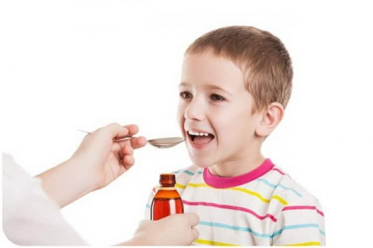 ибупрофен суспензия для детей дозировка