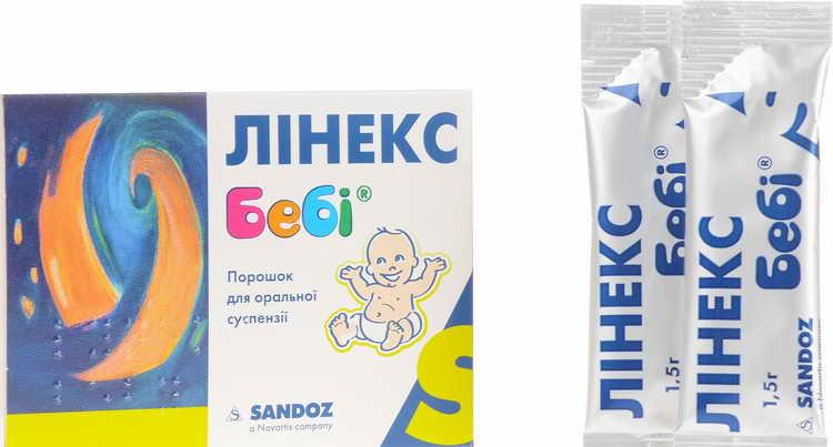 линекс капсулы инструкция по применению для детей