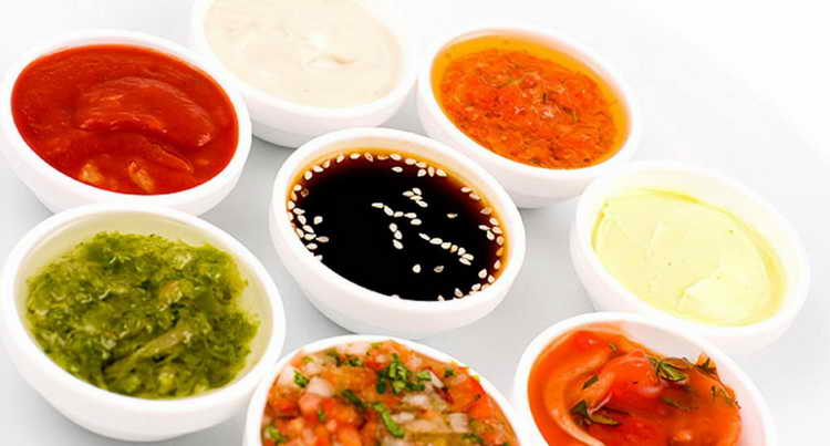 Соусы и приправы к шашлыку: можно ли при кормлении грудью