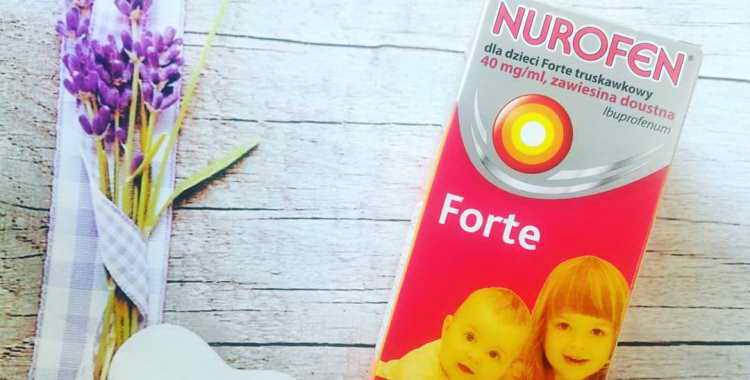 Сироп Нурофен для детей: отзывы и инструкция