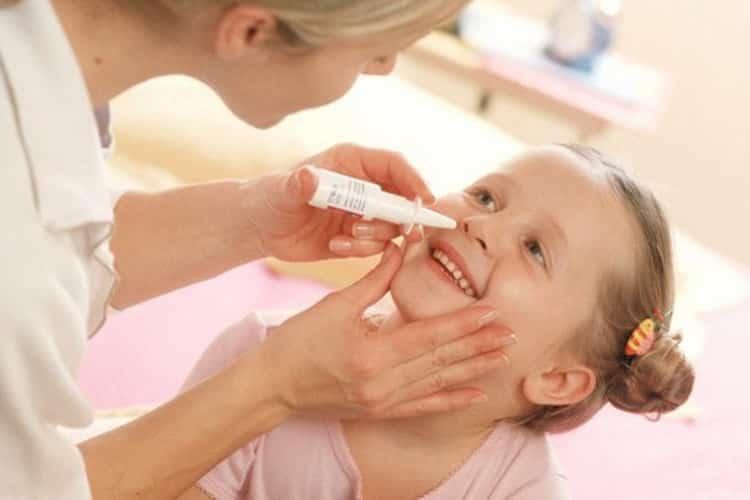 аллергия на цветение у детей как лечить