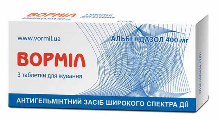 таблетки от глистов для детей и взрослых