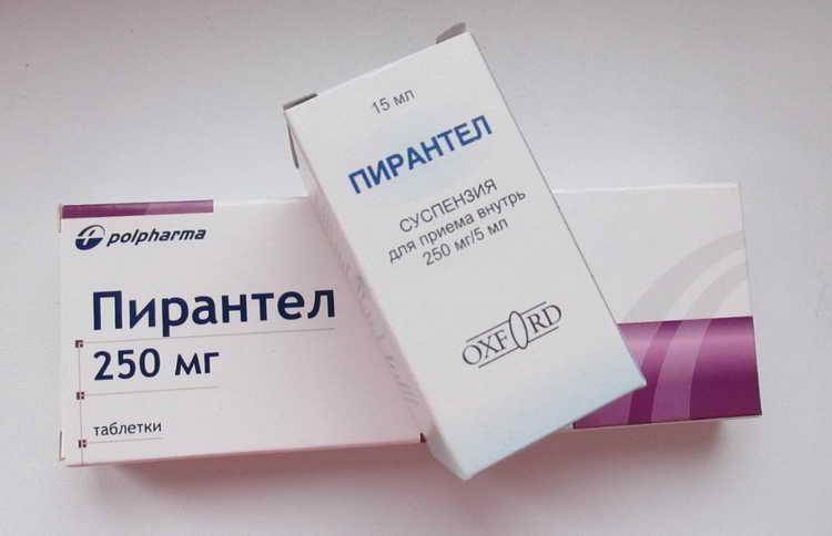 таблетки от глистов детям от 3 лет